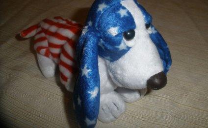 Hush Puppies Stuffed Animal